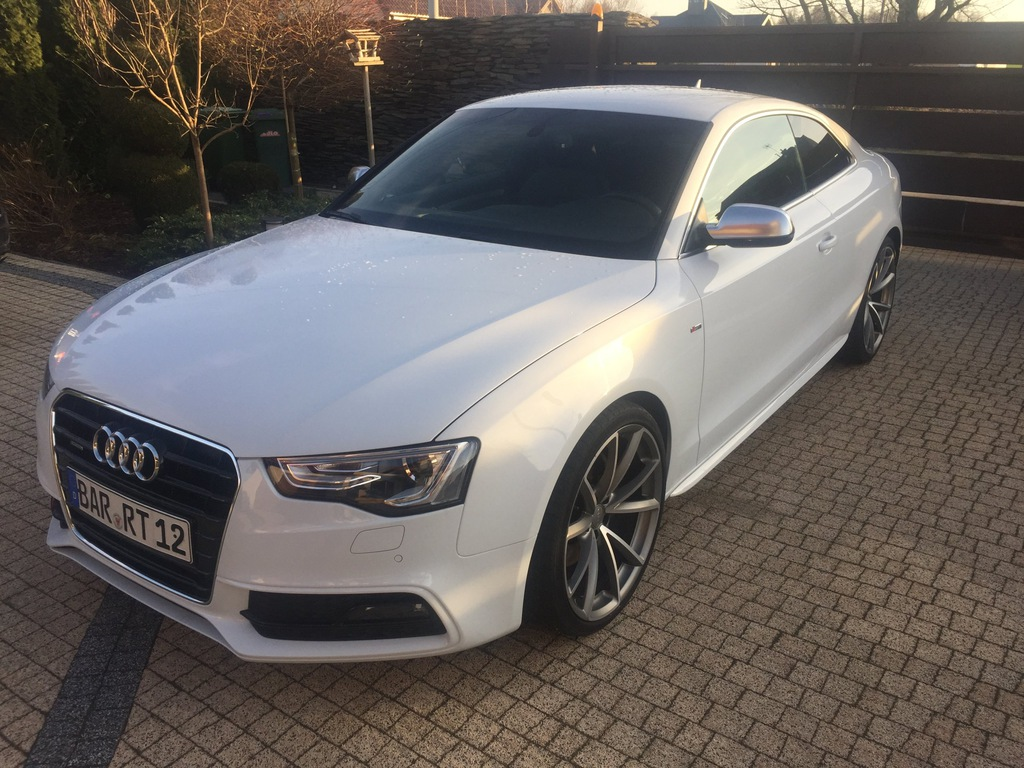 Audi A5 3.0TDI DTM Champion 310 KM ABT 1 OF 300