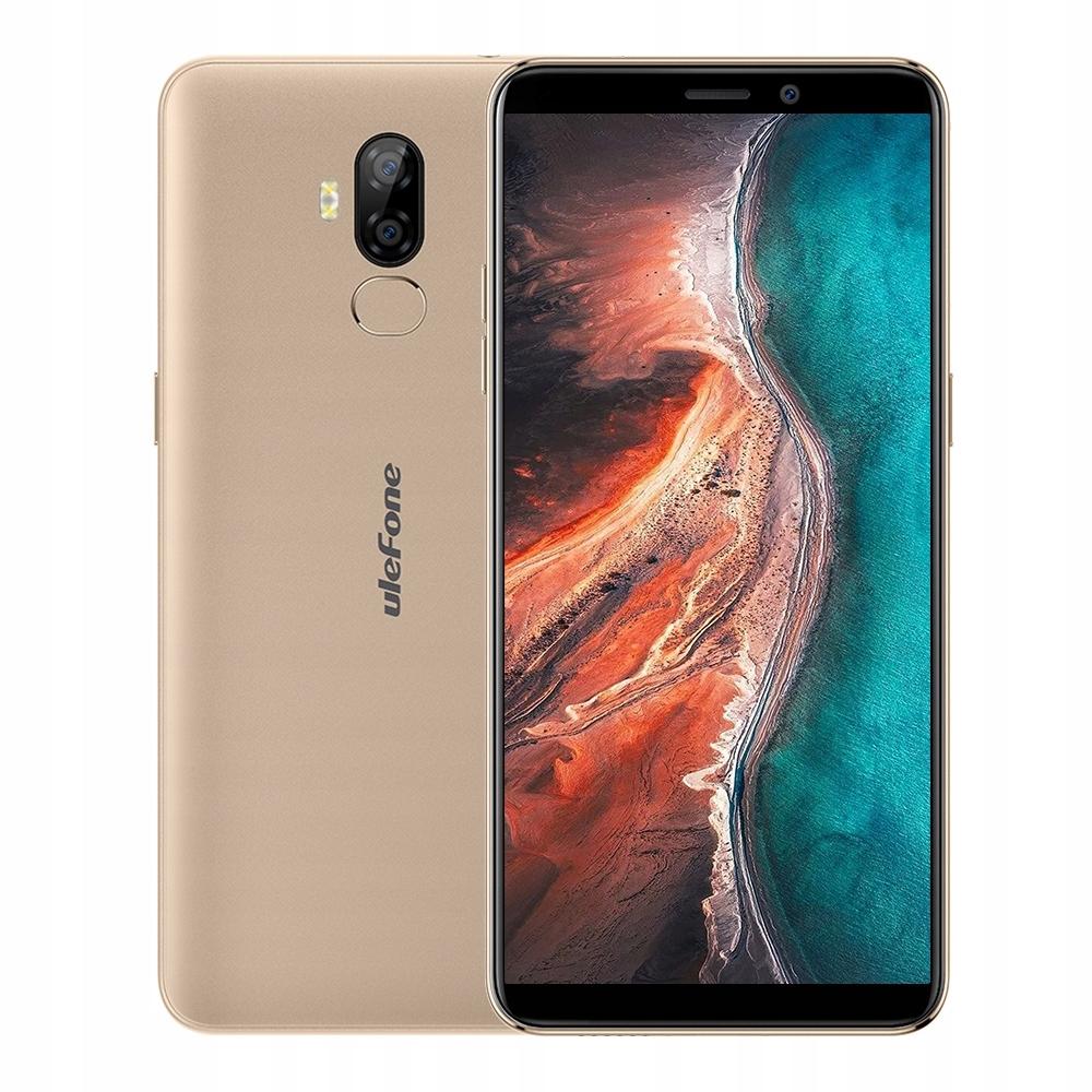 Ulefone P6000 Plus 3/32GB Android 9 6350mAh 6'' G