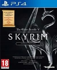 SKYRIM SPECIAL EDITION PL PS4 + WSZYSTKIE DODATKI