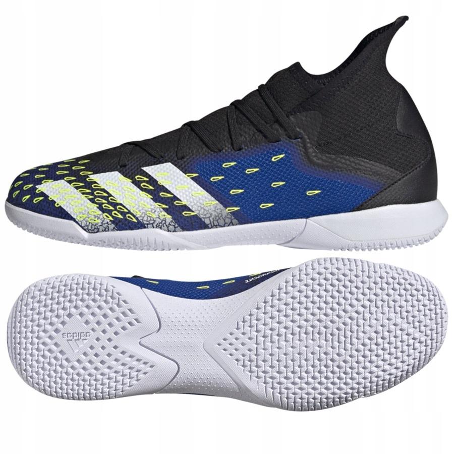 Buty adidas Predator Freak.3 IN czarny 39 1/3!
