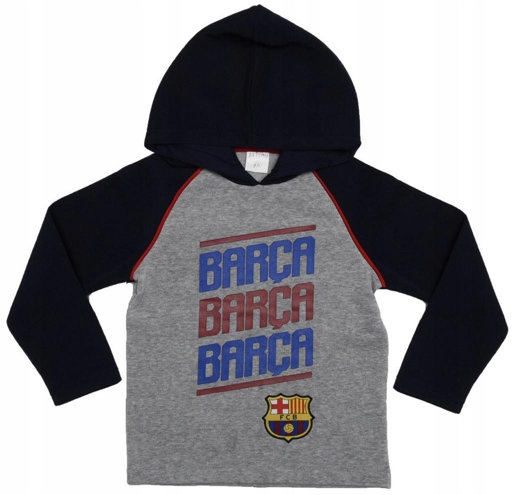 Bluza z kapturem FC Barcelona : Rozmiar: - 152