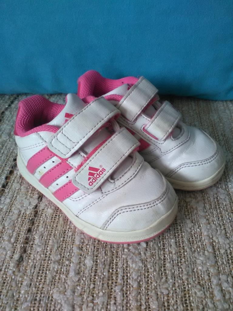 Adidas Adidaski dziewczęce rozmiar 21