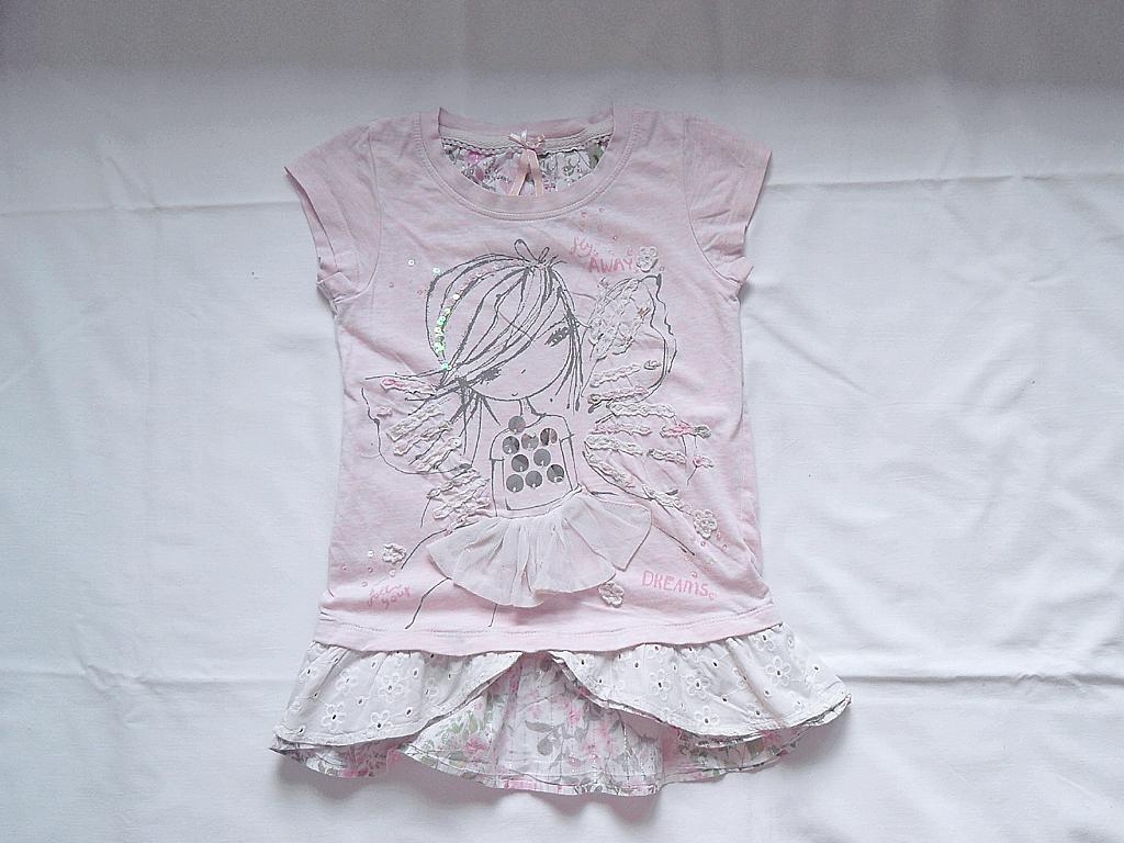 Bluzeczka tuniczka dla córki NEXT, 116cm, 6 lat