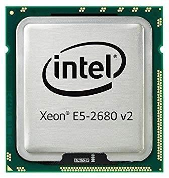 Intel Xeon E5-2680 V2 2.8GHz 25MB 10 RDZENI gw.12