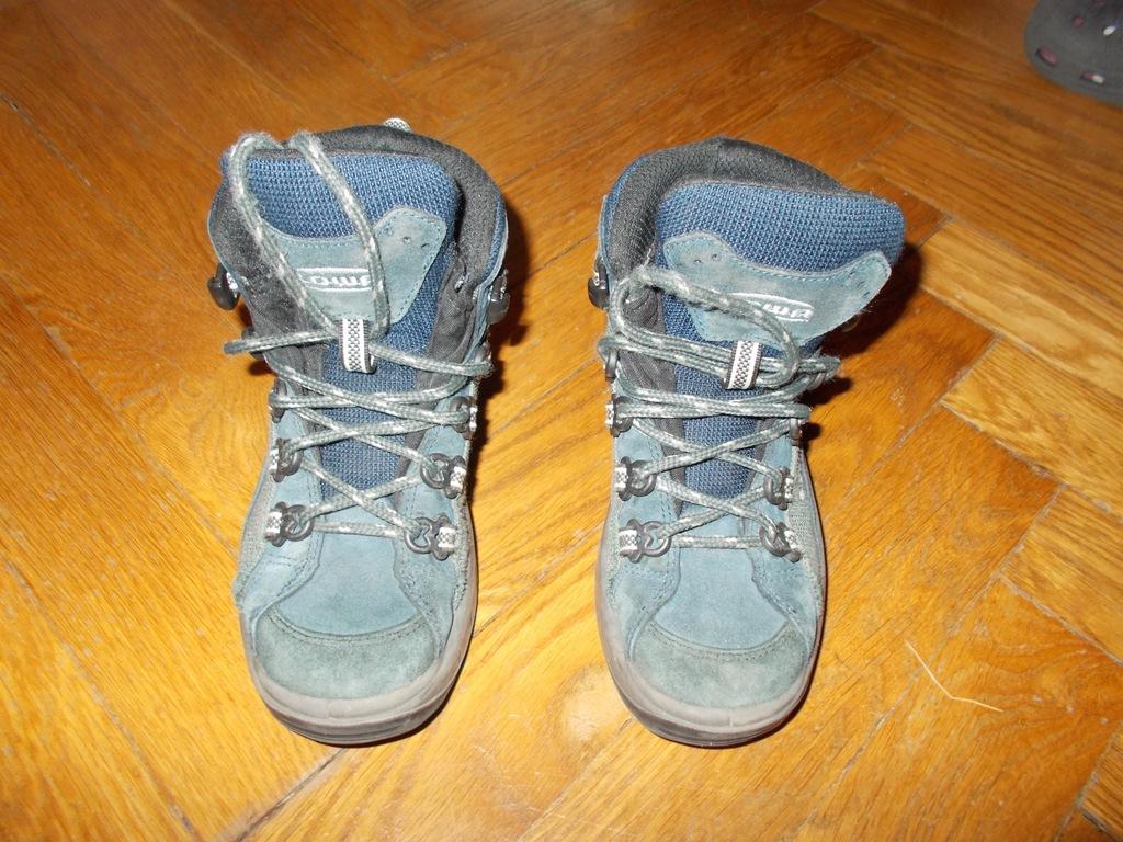 buty górskie LOWA gore tex