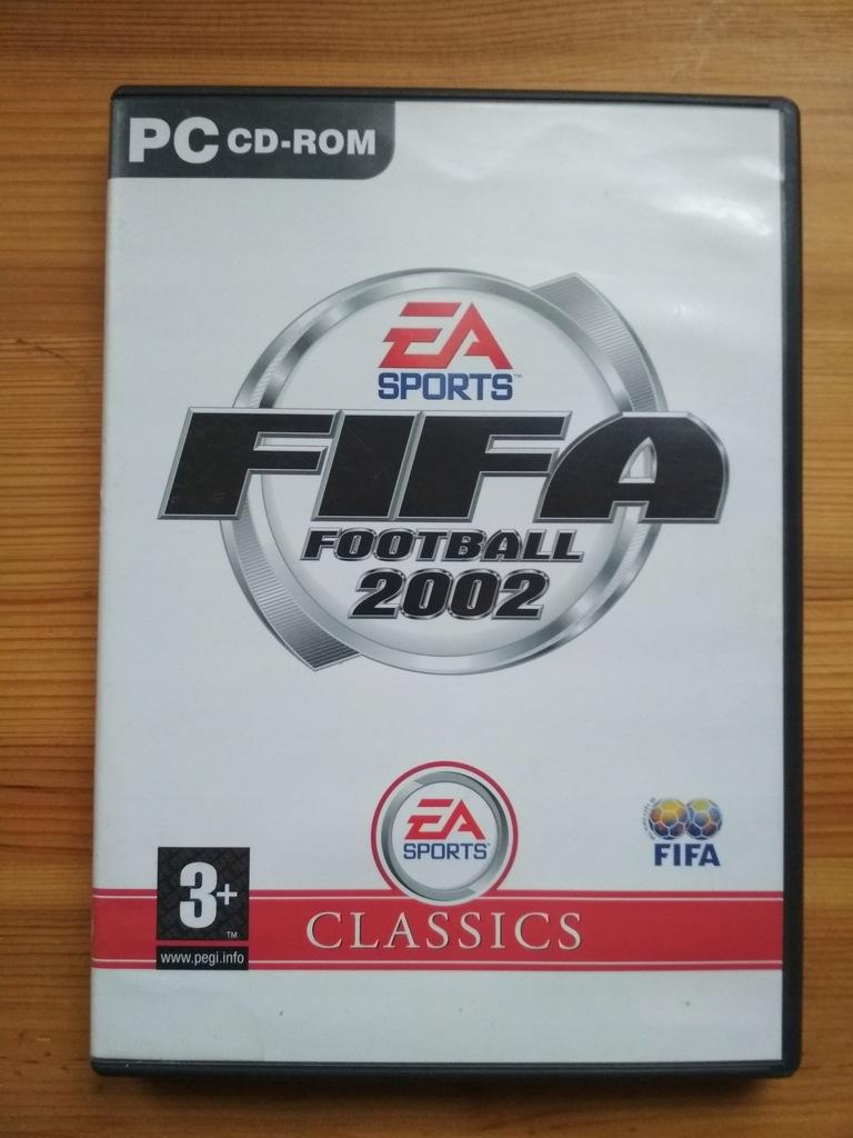 FIFA 2002 PC Polskie wydanie