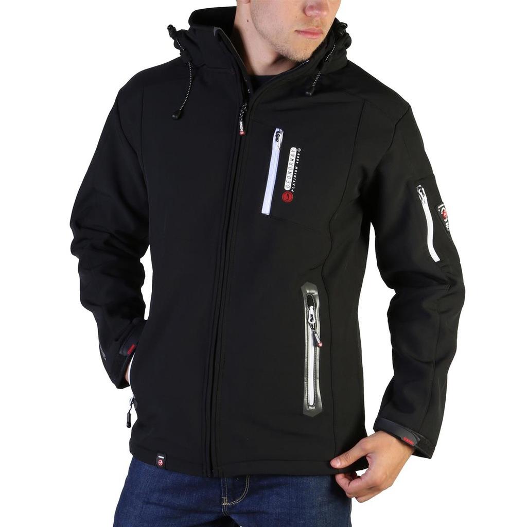 Geographical Norway kurtka męska czarny XL