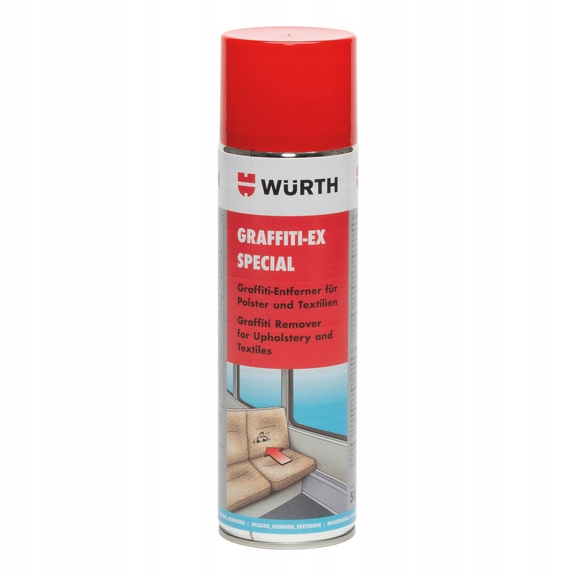 Würth Środek do usuwania Graffiti-EX 500 ml