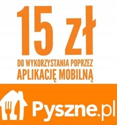 Kod Rabatowy Voucher Kupon Pyszne.pl PYSZNE PL