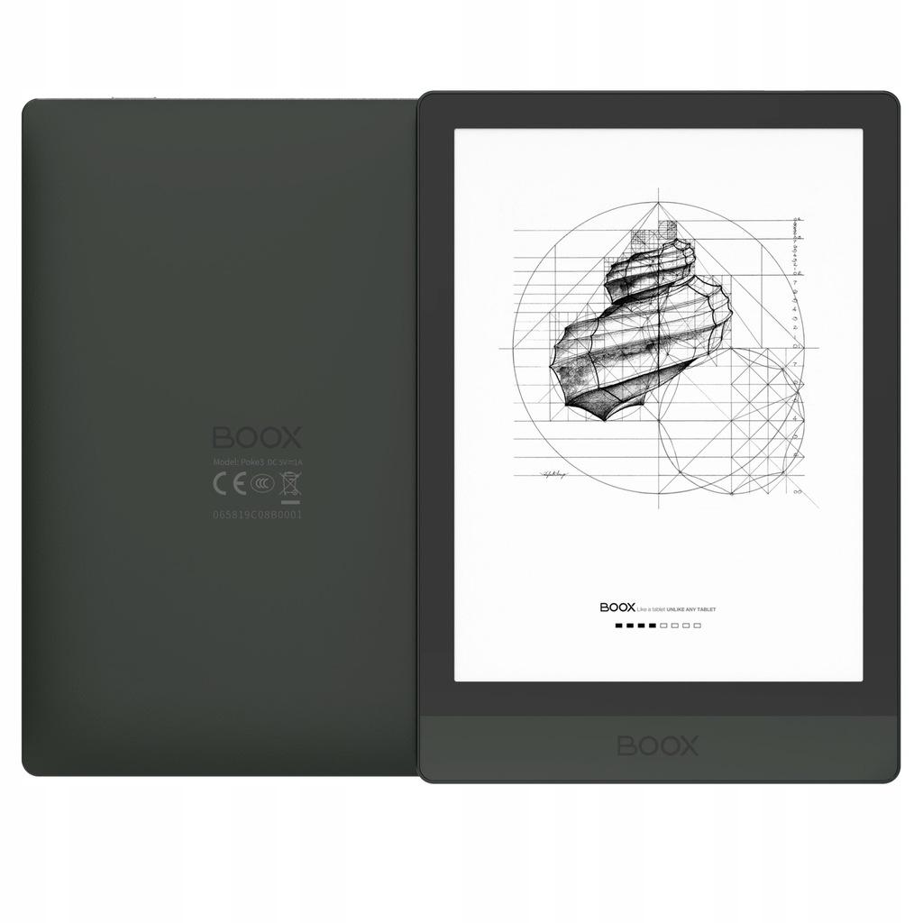 CZYTNIK ONYX BOOX POKE 3 E-INK CARTA 6''CTM 32GB