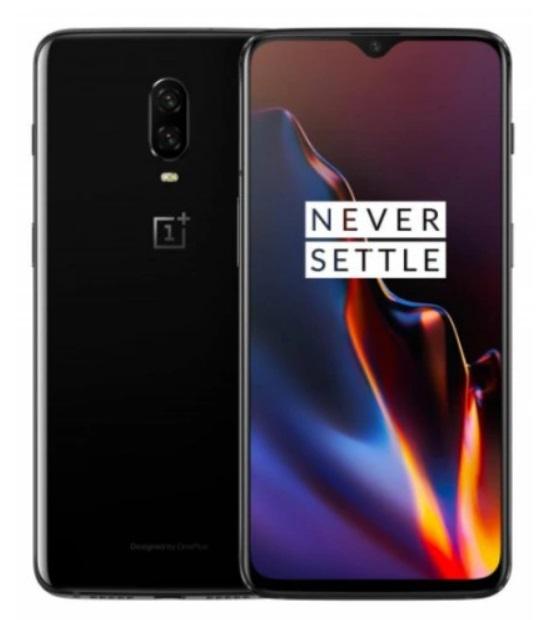 Smartfon OnePlus 6T 8/128GB Dual SIM CZARNY