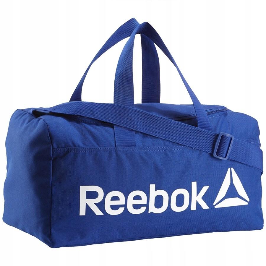 Torba Reebok Active Core Small Grip niebieska FQ5300