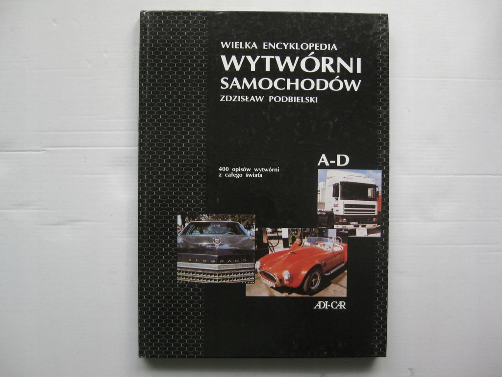 Encyklopedia wytwórni samochodów Daimler Dodge DAF