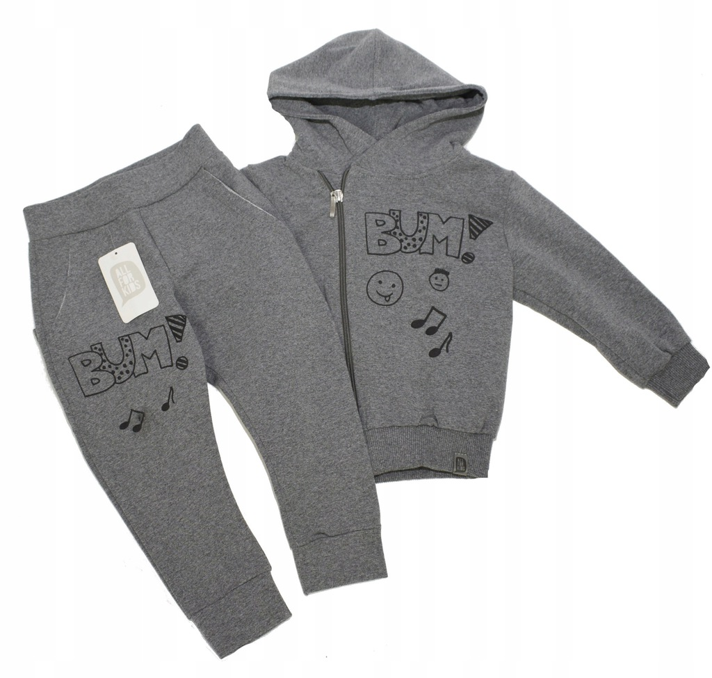 SALE Dres bluza spodnie all for kids 92-98