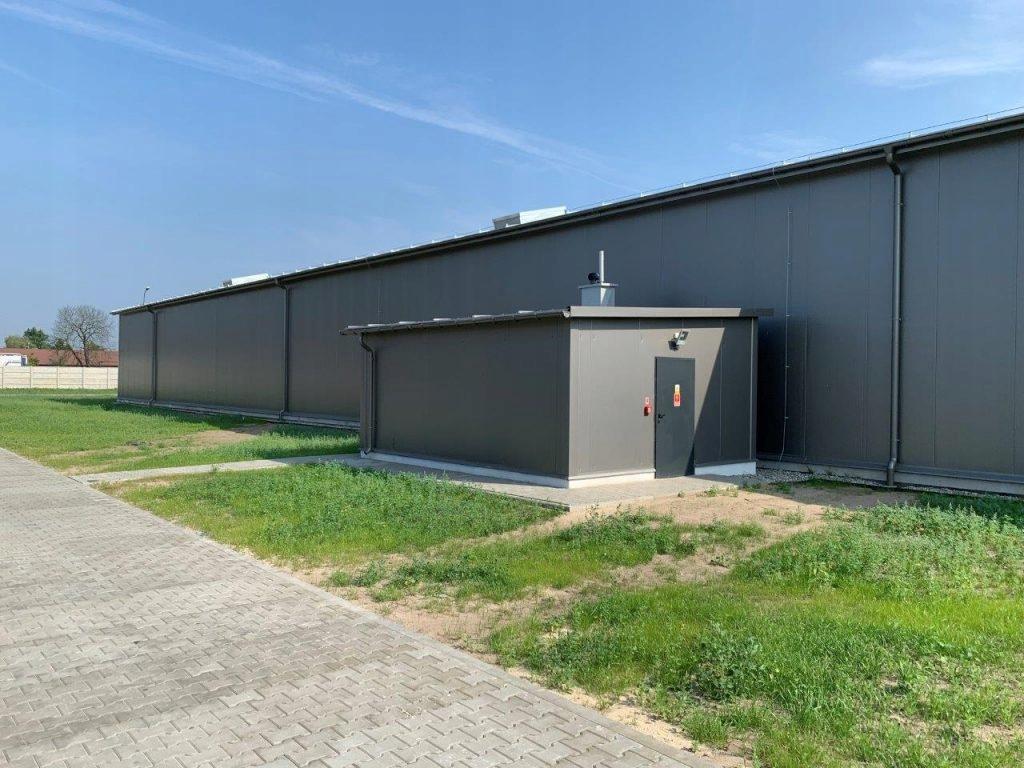 Hala magazynowa - Radzymin, wołomiński, 1160,00 m²