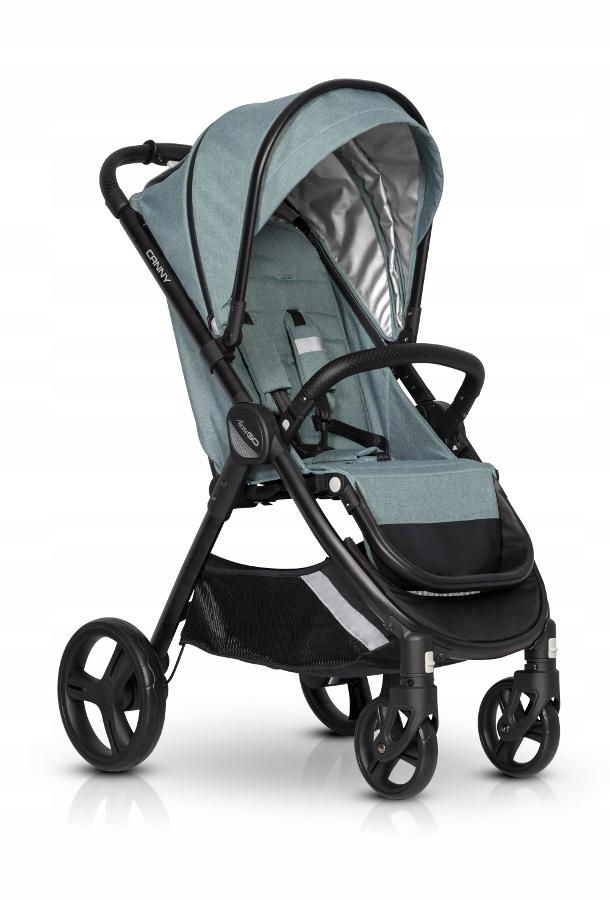 EASY GO Wózek spacerowy dziecięcy CANNY MINERAL