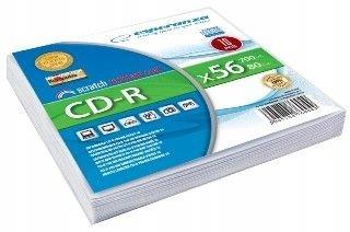 ESPERANZA 2007 - CD-R koperta 10 700MB 52x Silver