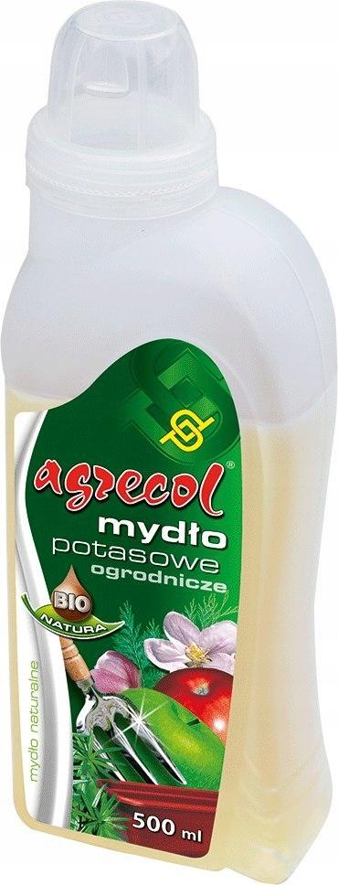 Mydło Potasowe Ogrodnicze 500ml Agrecol