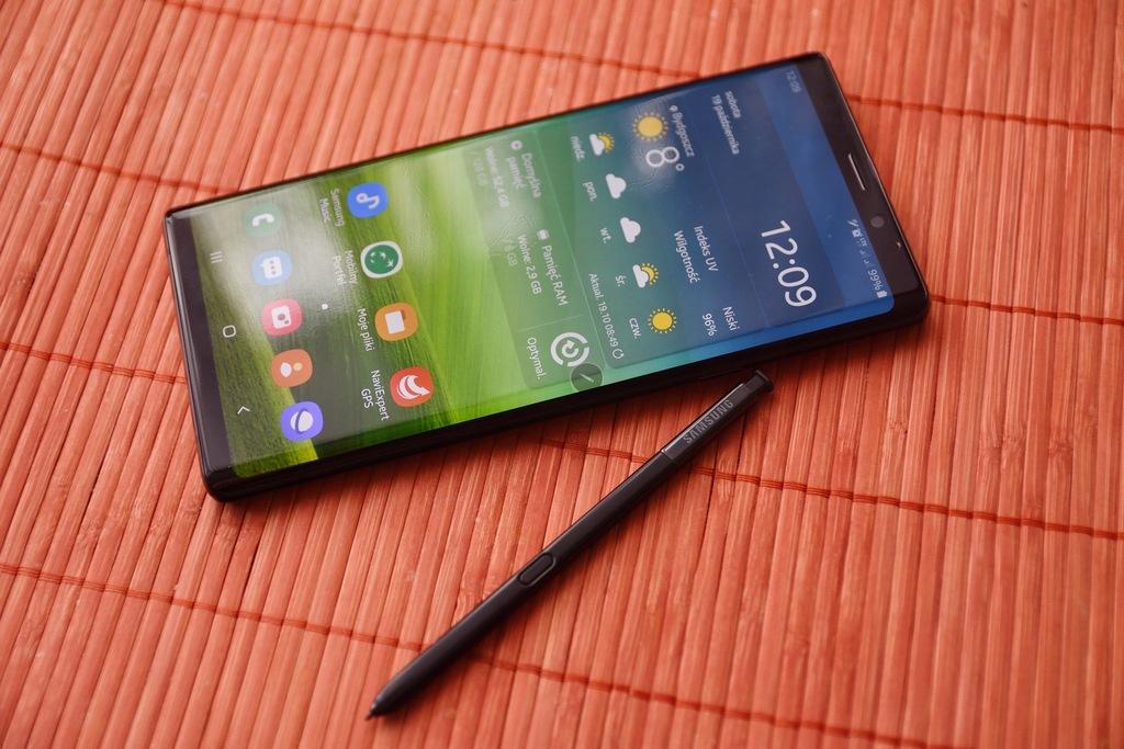 Samsung Galaxy Note 9 6/128 GB - gwarancja