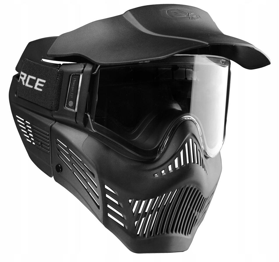 Maska VForce Armor Single - Black
