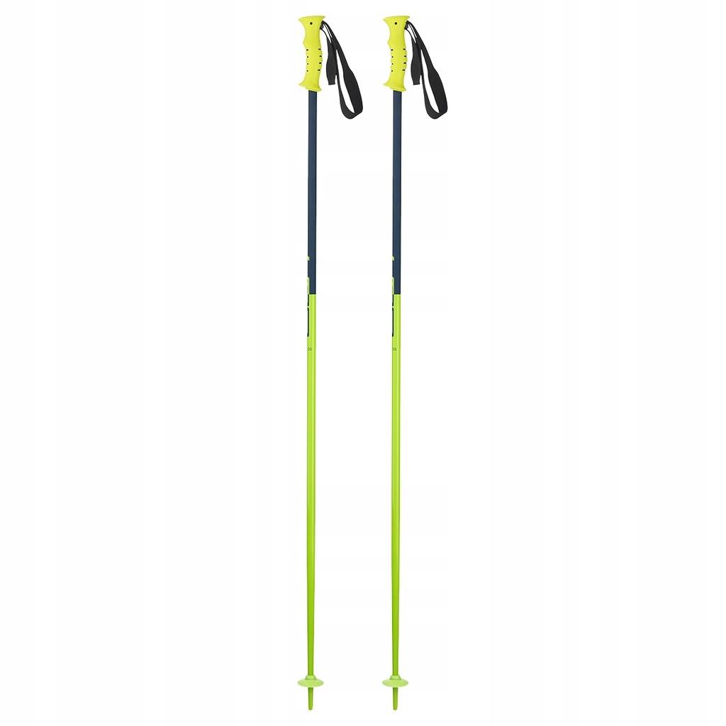 Kije, kijki narciarskie Elan Speedrod green 125cm