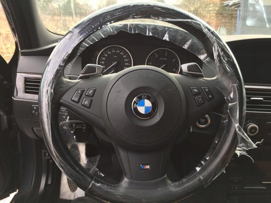 Kierownica Bmw E60 E61 Wielofunkcyjna Z Lopatkami 7860621730 Oficjalne Archiwum Allegro