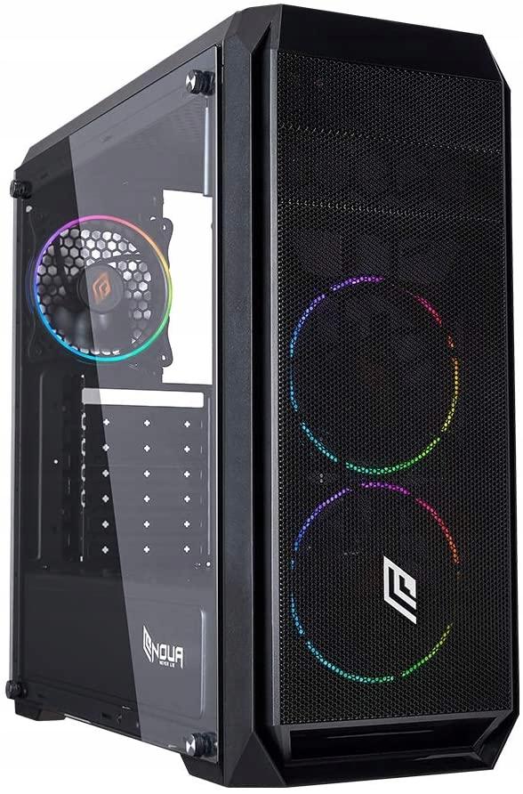 Komputer Do Gier AMD 3000G 8GB RAM 256 SSD/250 HDD
