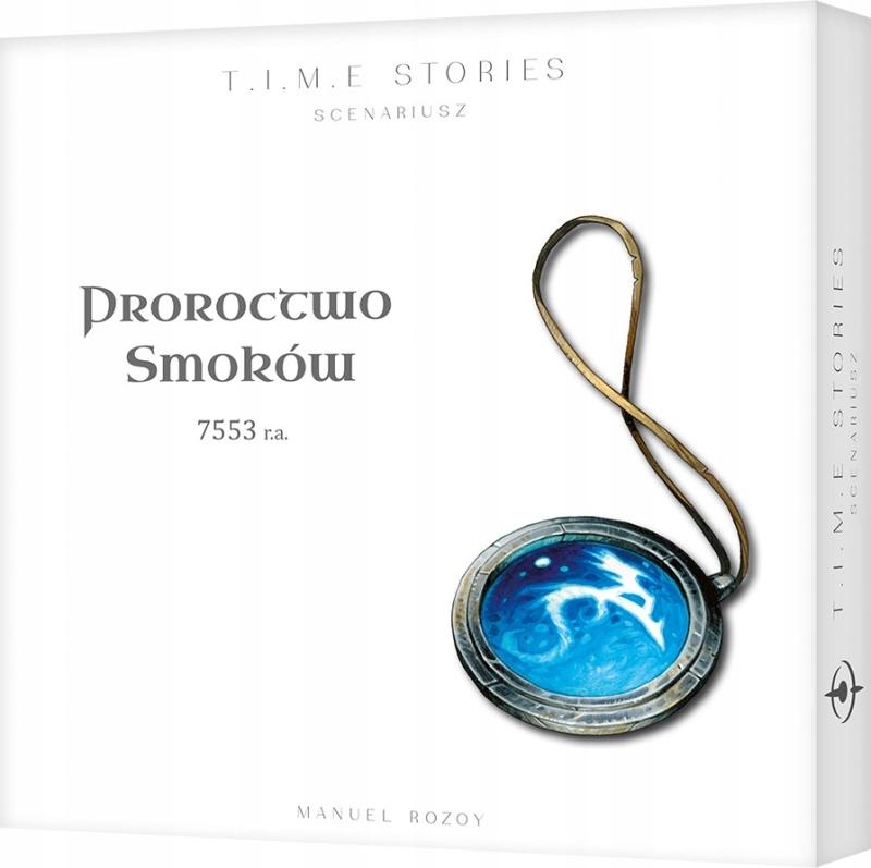 Dodatek T.I.M.E Stories: Proroctwo Smoków