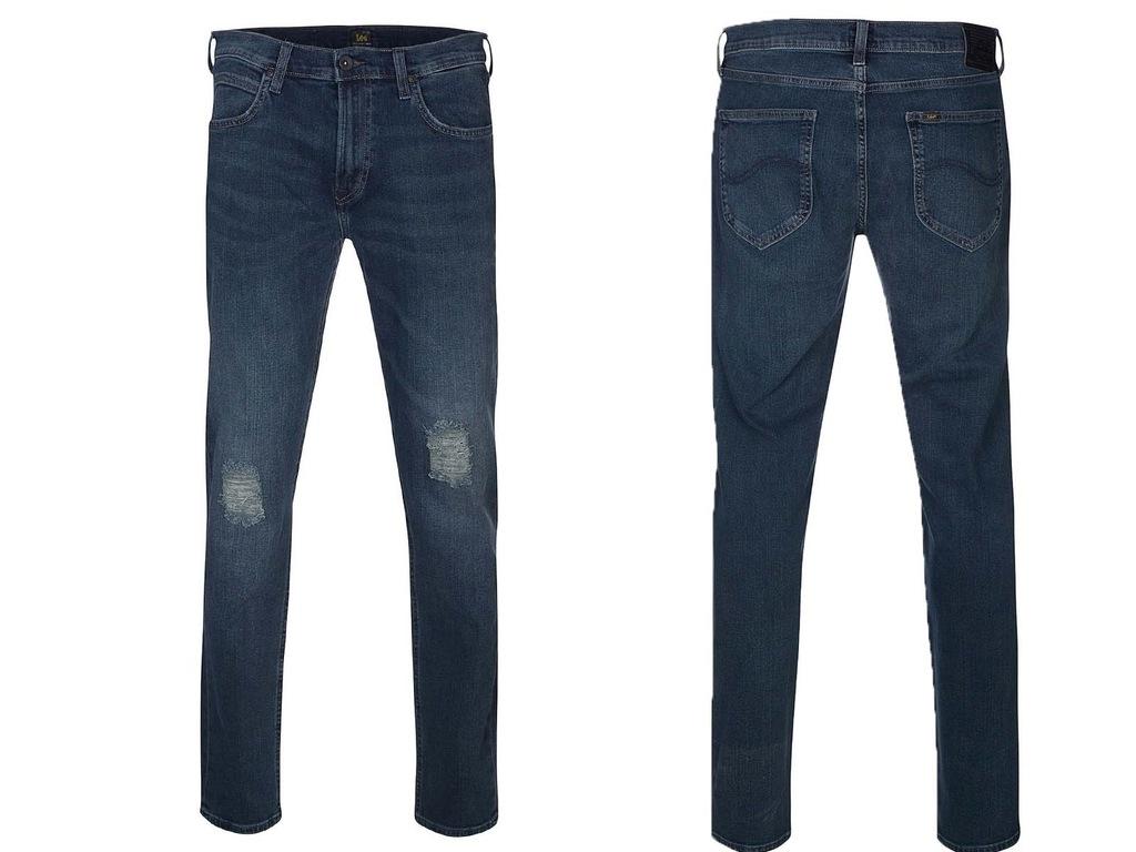 LEE spodnie W34 L30 Arvin L732DXEE jeans tapered