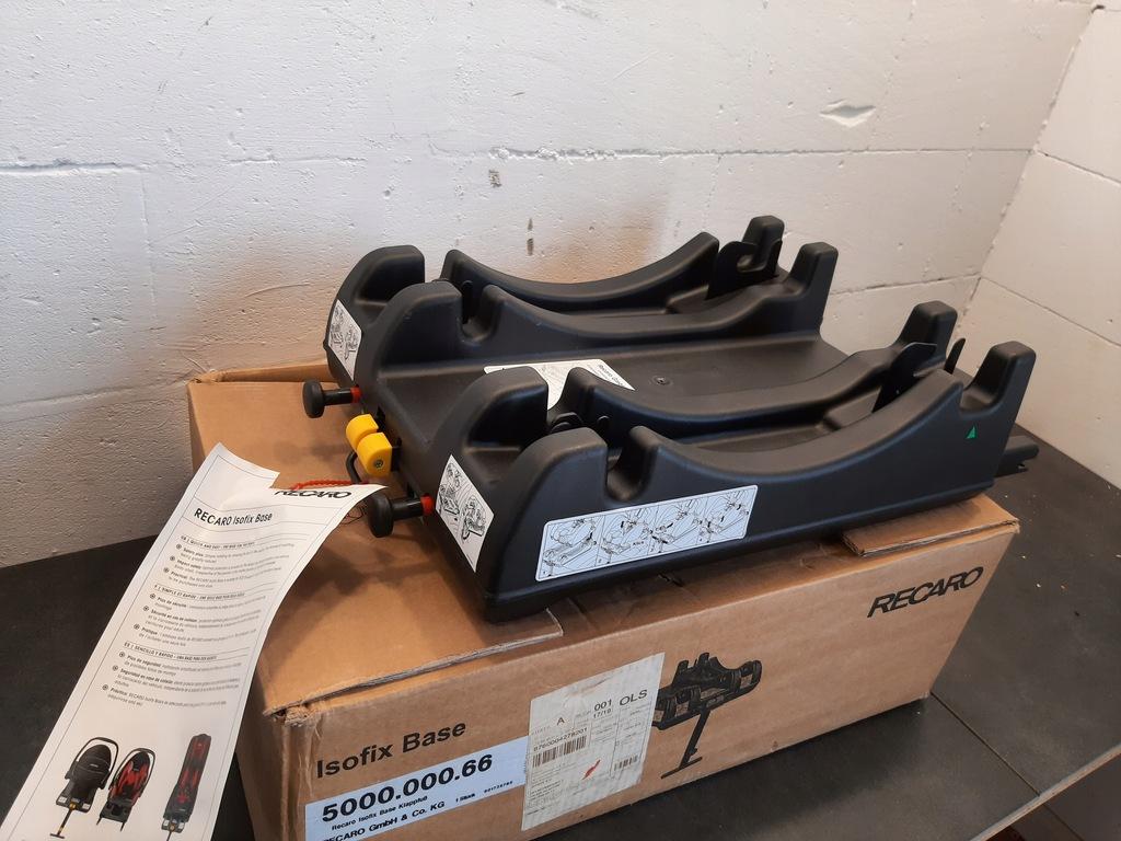 Recaro Platforma Isofix do nosidełka fotelika baza