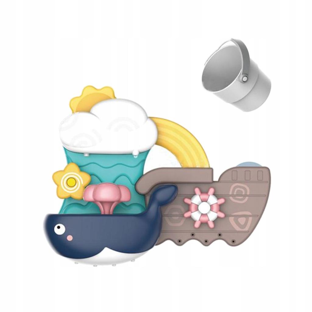Zabawki do kąpieli dla niemowląt - Typ 1