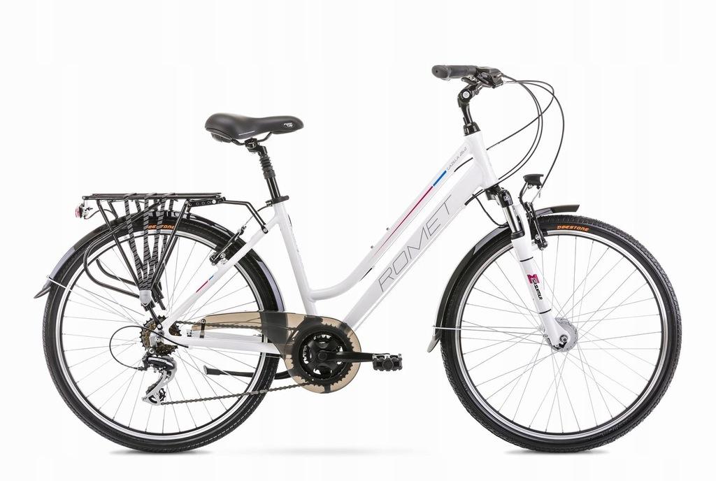 2026306 - 15 S Rower miejski ROMET GAZELA 26 2