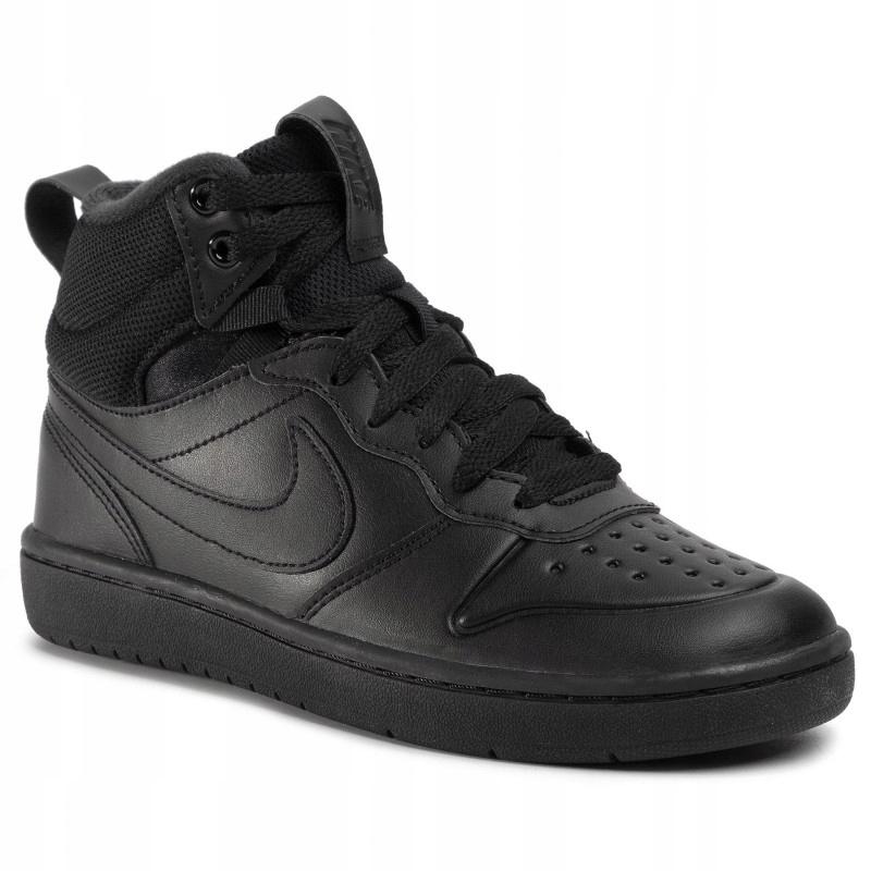 Sneakersy Nike Czarne r.32 20cm 1zł BCM Okazja