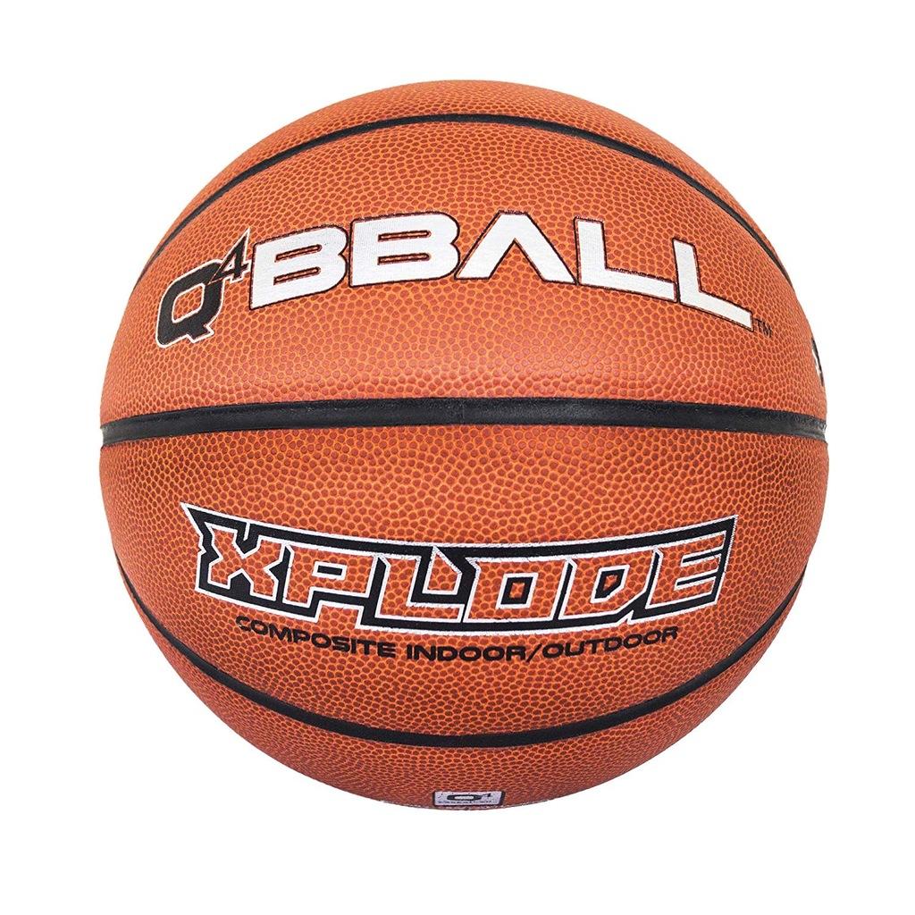 Piłka do koszykówki Q4 Xplode Basketball Tan 429 #