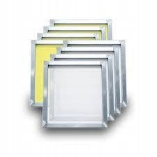 Sito do sitodruku 70x45cm rama aluminiowa sitodruk