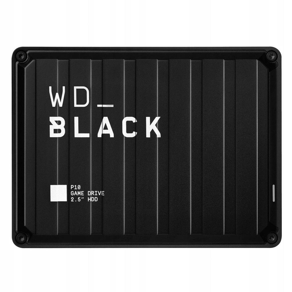 Dysk zewnętrzny HDD WD Black P10 WDBA3A0050BB