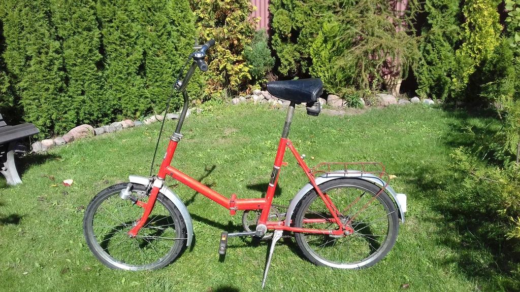 Rower składak Romet Wigry 3