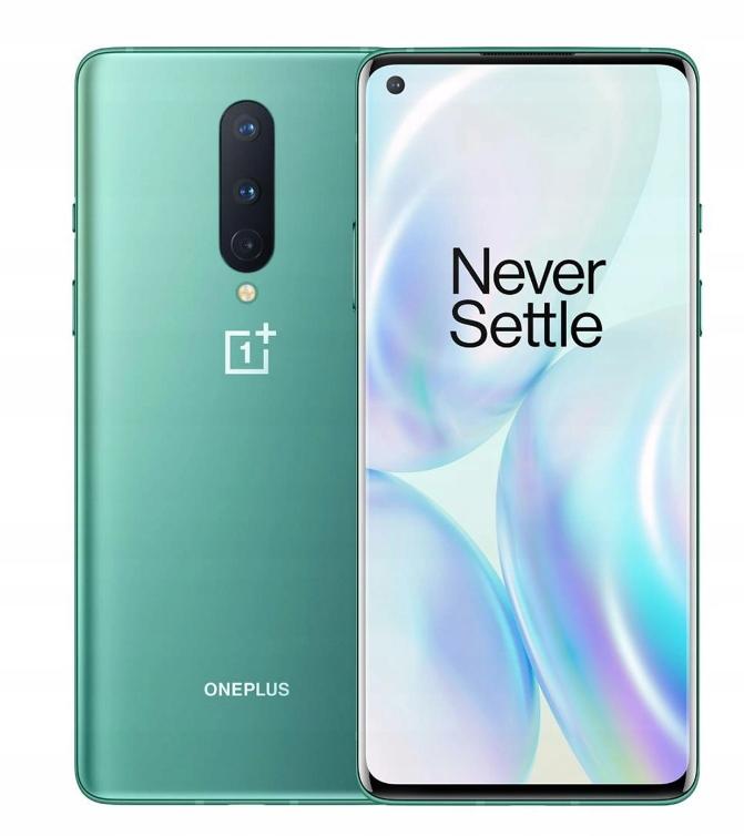 Smartfon Oneplus 8 8/128 GB zielony Glacial Green