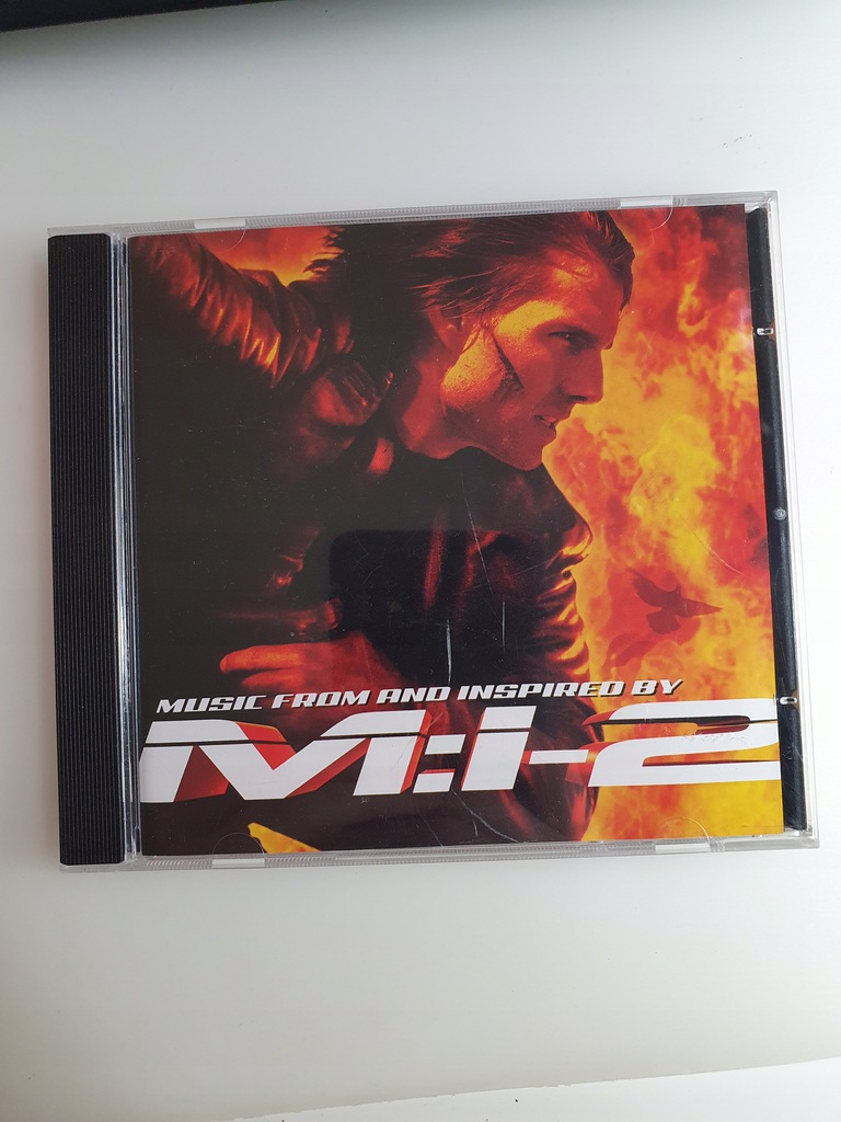 Music From And Inspired By Mission: Impossible2 CD
