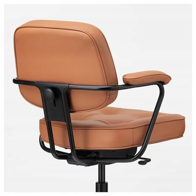 Ikea Alefjall Krzesło Obrotowe Grann Złoto Brązowy 40419982