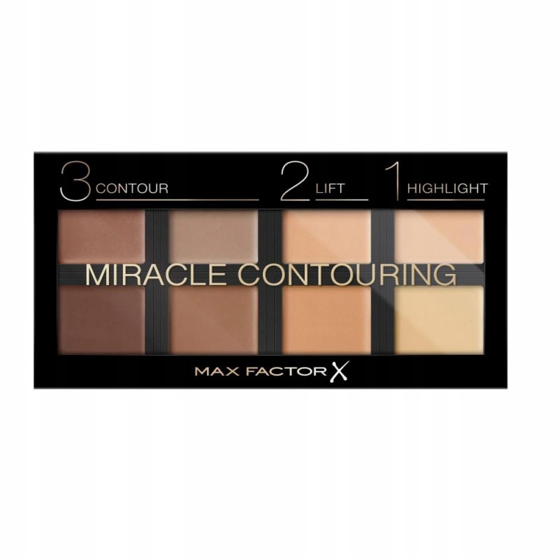 Miracle Contouring Palette paletka do konturowania