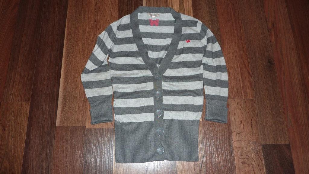 Śliczny sweterek Marks& Spencer R.128 BDB