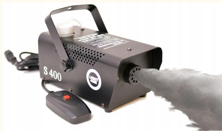 Licytacja! Wytwornica dymu S-400