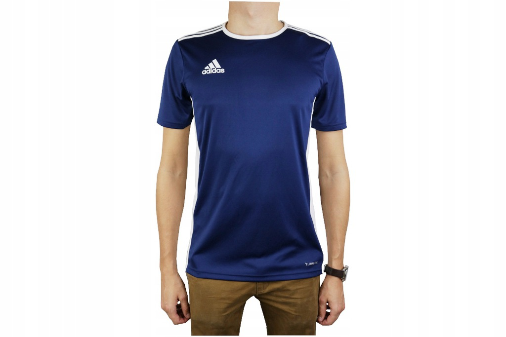 ADIDAS ENTRADA 18 JSY CF1036 (XXL) Męski T-shirt