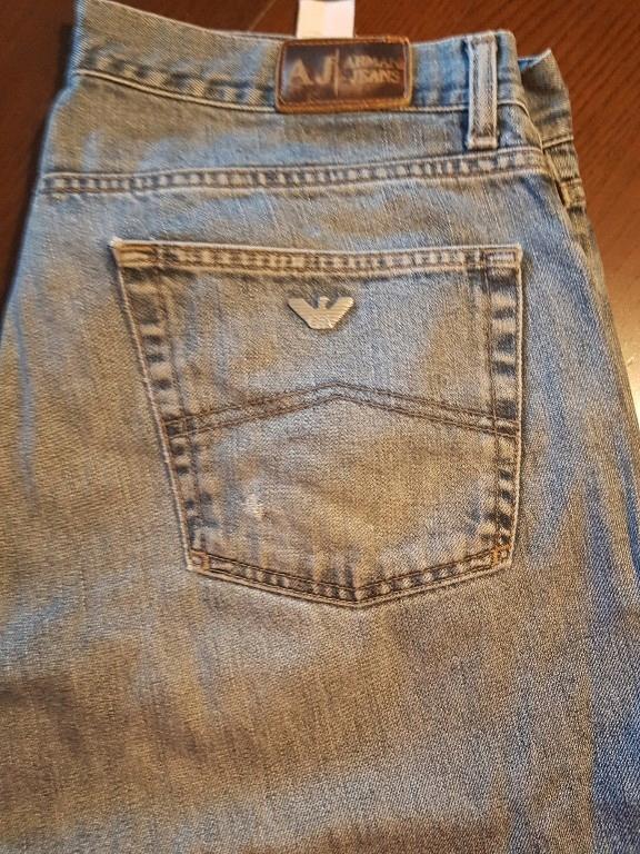zestaw XXL ARMANI WRANGLER DKNY jeans koszula