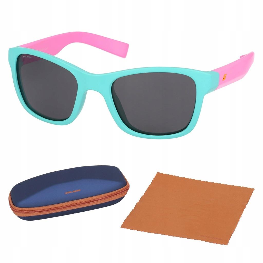 Solano SS50057C dziecięce Okulary przeciwsłoneczne