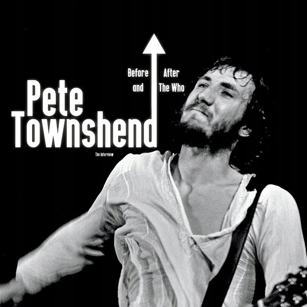 TOWNSHEND PETE Before And After THE WHO _ dla fana