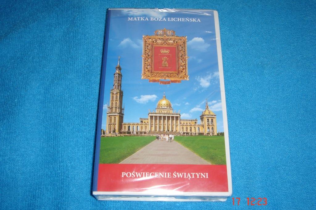 Matka Boża Licheńska - Poświęcenie Świątyni VHS