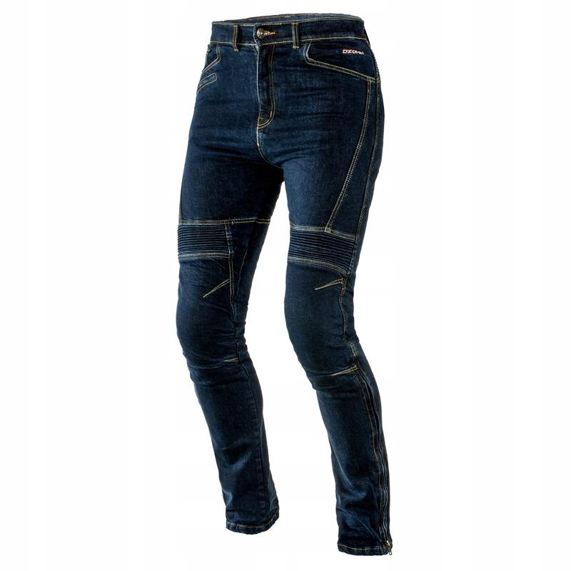 OZONE RAPTOR Spodnie Jeansy motocyklowe 30 PROMOCJ