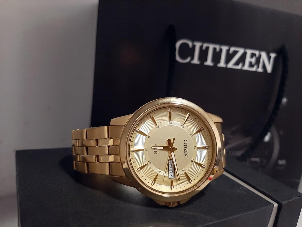 Zegarek męski Citizen Basic BF2013-56PE/GWA